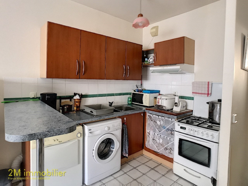 Rental apartment Melun 699€ CC - Picture 2