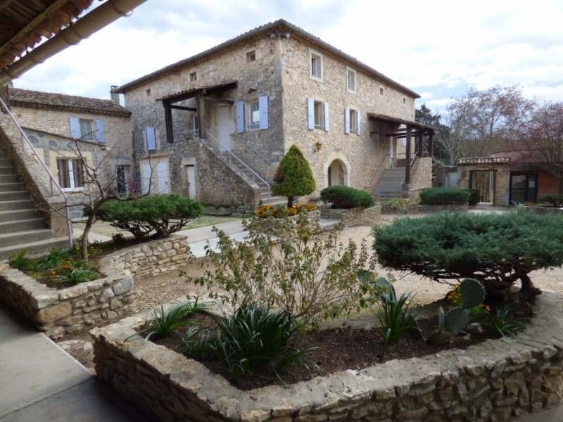 Immobile residenziali di prestigio casa Barjac 2300000€ - Fotografia 3