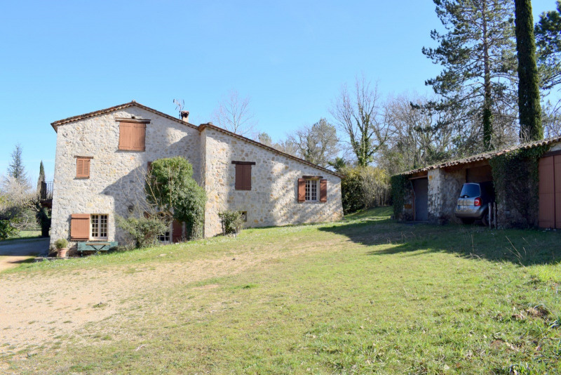 Venta de prestigio  casa Fayence 1260000€ - Fotografía 11