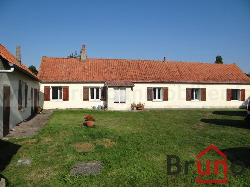 Sale house / villa St quentin en tourmont 213000€ - Picture 2