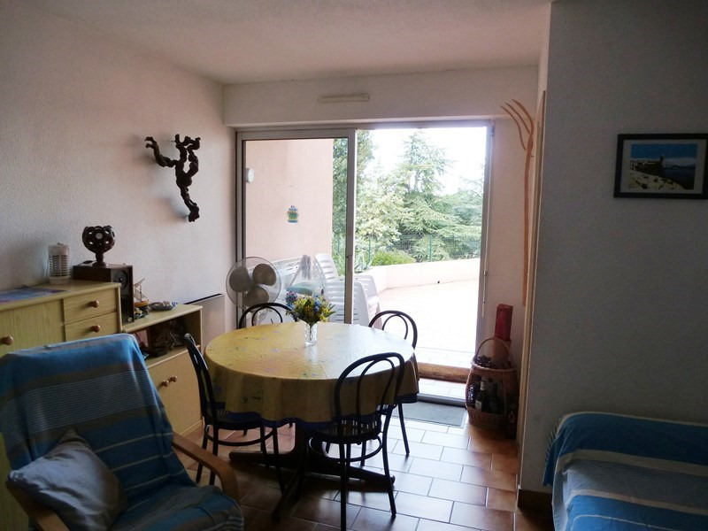 Alquiler vacaciones  apartamento Collioure 375€ - Fotografía 3