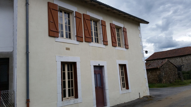 Sale house / villa St laurent sur gorre 22800€ - Picture 1