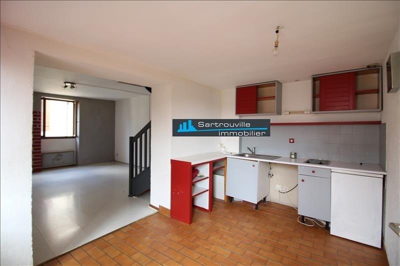 Sale apartment Le mesnil le roi 125000€ - Picture 1