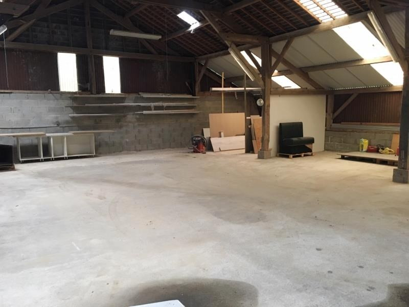 Rental empty room/storage Fougeres 350€ HT/HC - Picture 2