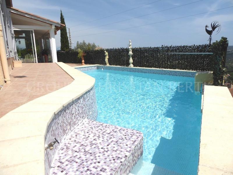 Verkauf von luxusobjekt haus Mandelieu 675000€ - Fotografie 1