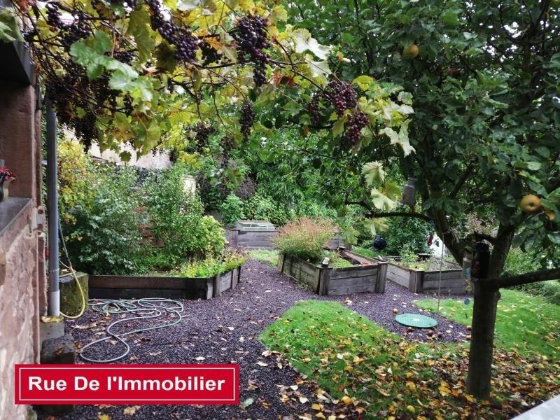 Sale house / villa Niederbronn les bains 337500€ - Picture 8