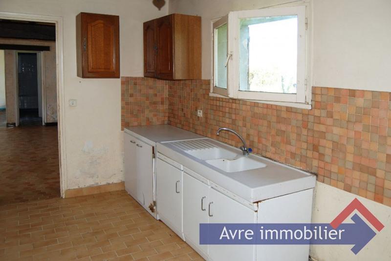 Vente maison / villa Verneuil d'avre et d'iton 169500€ - Photo 7