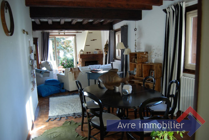Rental house / villa Courteilles 690€ CC - Picture 2