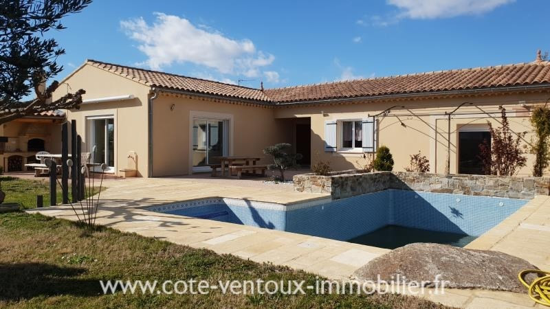 Verkoop van prestige  huis Pernes les fontaines 567000€ - Foto 14