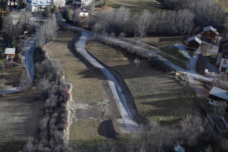 Vente terrain Enchastrayes 115000€ - Photo 1