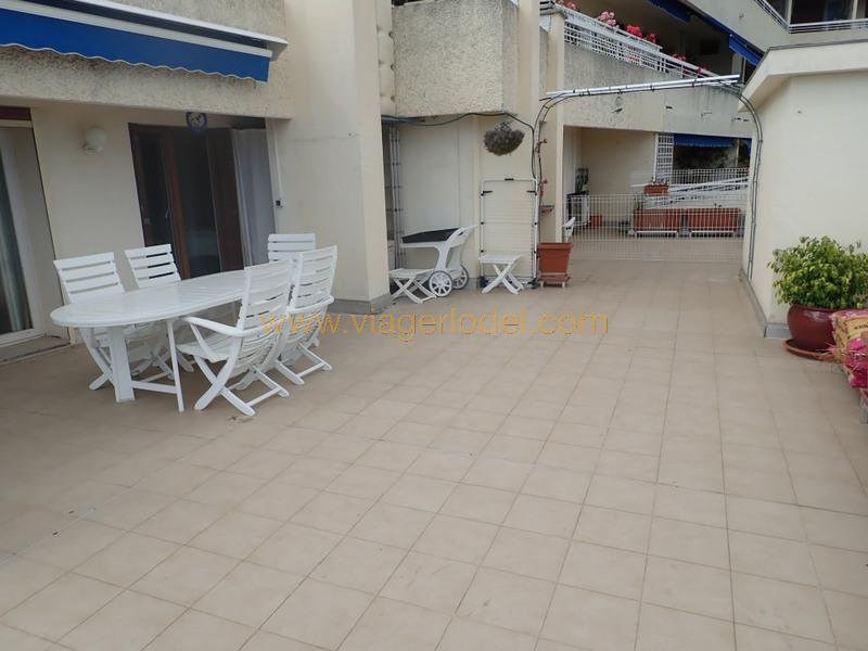 Viager appartement Vence 140 000€ - Photo 2