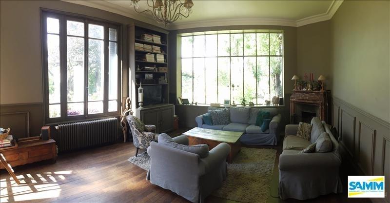 Vente maison / villa Mennecy 695000€ - Photo 2