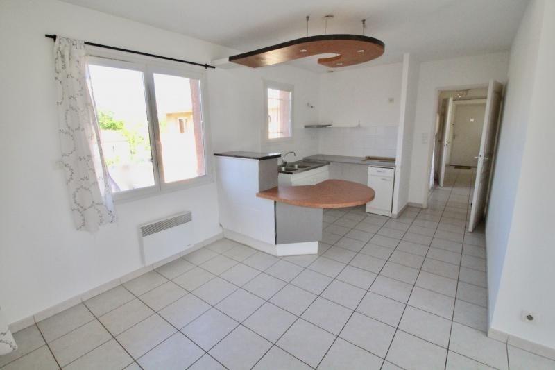 Rental apartment Baziege 625€ CC - Picture 2