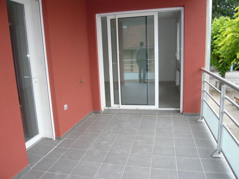 Location appartement Bourgoin jallieu 740€ CC - Photo 3