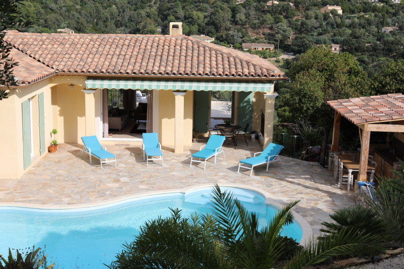 Location vacances maison / villa Les issambres 2 165€ - Photo 3