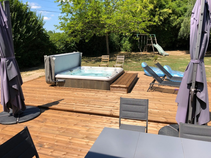 Sale house / villa La brede 418000€ - Picture 8