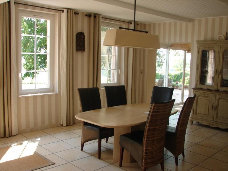 Deluxe sale house / villa L isle jourdain 598000€ - Picture 4