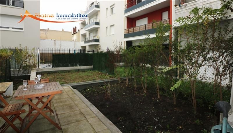 Vente appartement Aubervilliers 203000€ - Photo 3