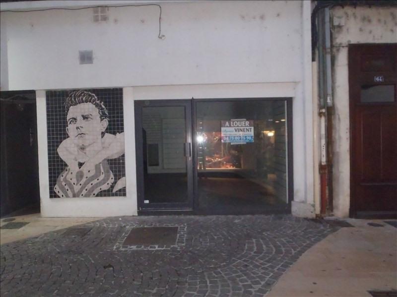 Rental shop Montelimar 1000€ HT/HC - Picture 2