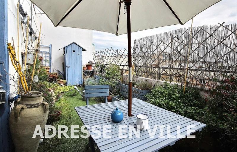 Verkoop  appartement Levallois perret 443000€ - Foto 3