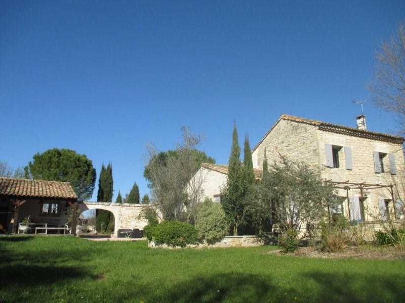 Deluxe sale house / villa Arles 785 000€ - Picture 1