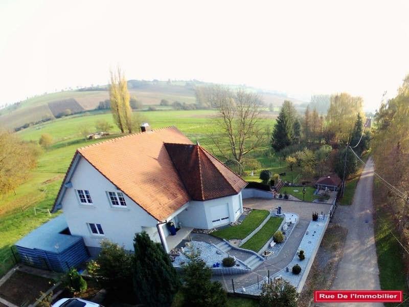 Vente maison / villa Kutzenhausen 363000€ - Photo 10