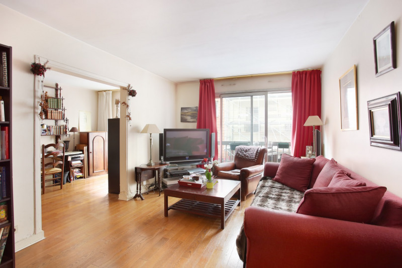 Investment property apartment Paris 20ème 592 800€ - Picture 9
