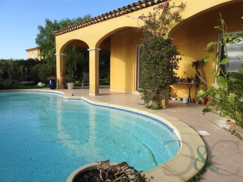 Vente de prestige maison / villa Bormes les mimosas 990000€ - Photo 2