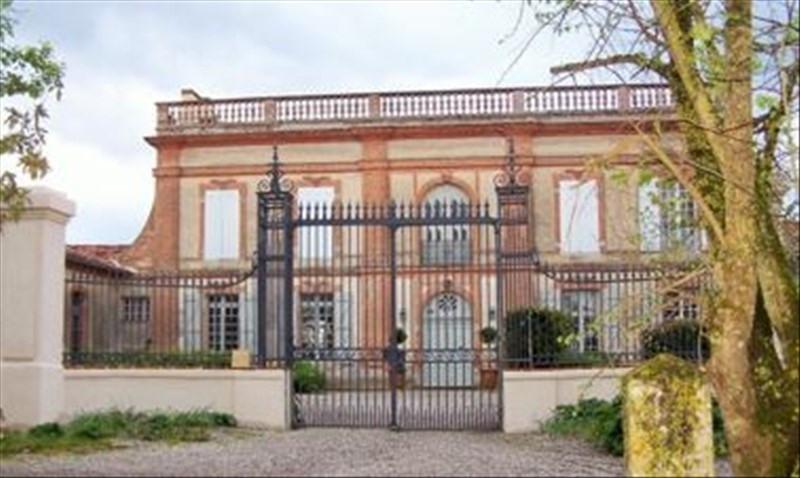 Revenda residencial de prestígio casa Montesquieu volvestre 1170000€ - Fotografia 2