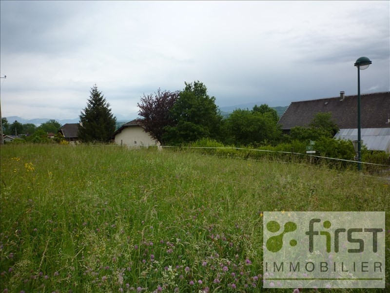Vendita terreno Vallieres 215000€ - Fotografia 3