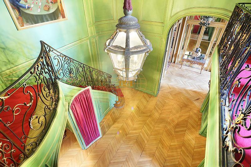 Deluxe sale apartment Paris 16ème 5720000€ - Picture 3