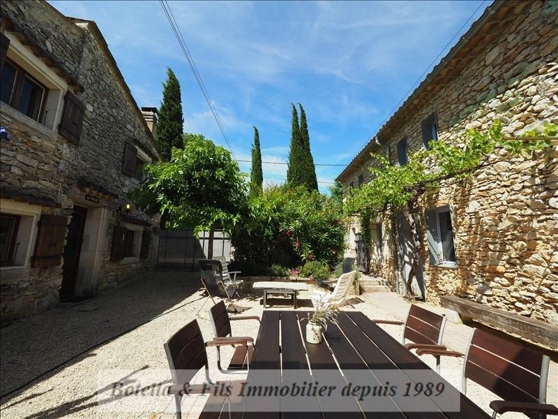 Venta  casa Goudargues 395000€ - Fotografía 12