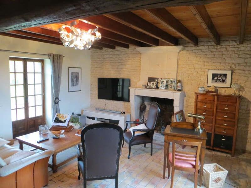 Vente maison / villa Nieul-sur-l'autise 350000€ - Photo 5
