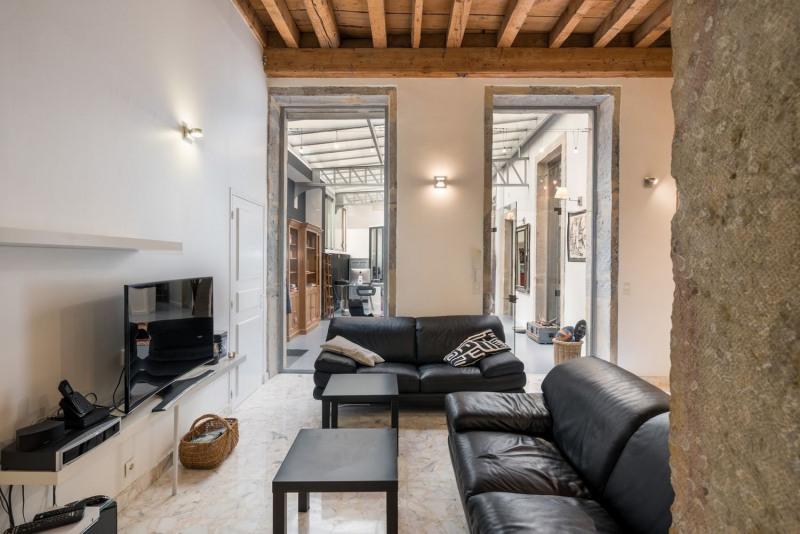 Vente de prestige loft/atelier/surface Lyon 1er 835000€ - Photo 5