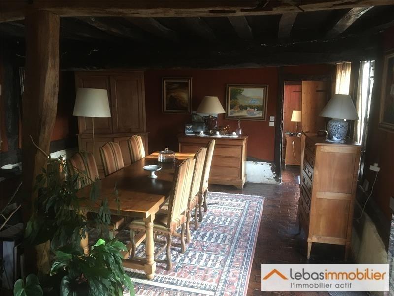Vente maison / villa Doudeville 213700€ - Photo 5