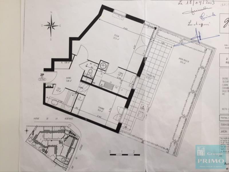 Vente appartement Le plessis robinson 299500€ - Photo 9
