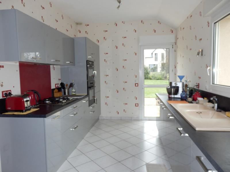 Sale house / villa Montreuil juigne 414500€ - Picture 5