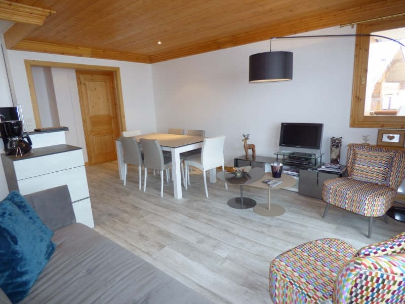 Vente de prestige appartement Meribel 595 000€ - Photo 2