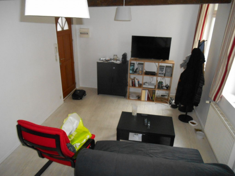 Rental apartment Saint quentin 405€ CC - Picture 2