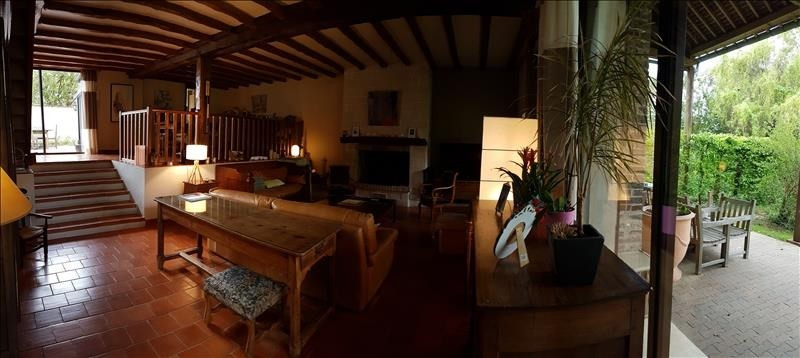 Sale house / villa Vallangoujard 497000€ - Picture 7