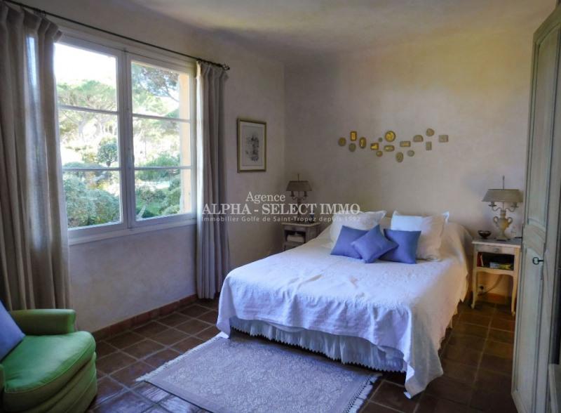 Vente de prestige maison / villa Ramatuelle 4935000€ - Photo 7