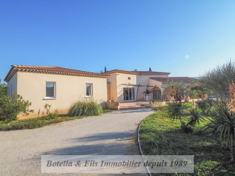 Vente de prestige maison / villa Bagnols sur ceze 505000€ - Photo 1