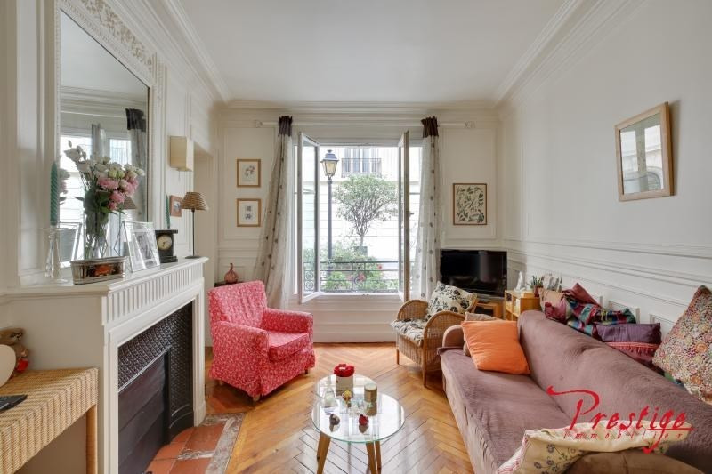 Vente appartement Paris 18ème 655 000€ - Photo 1