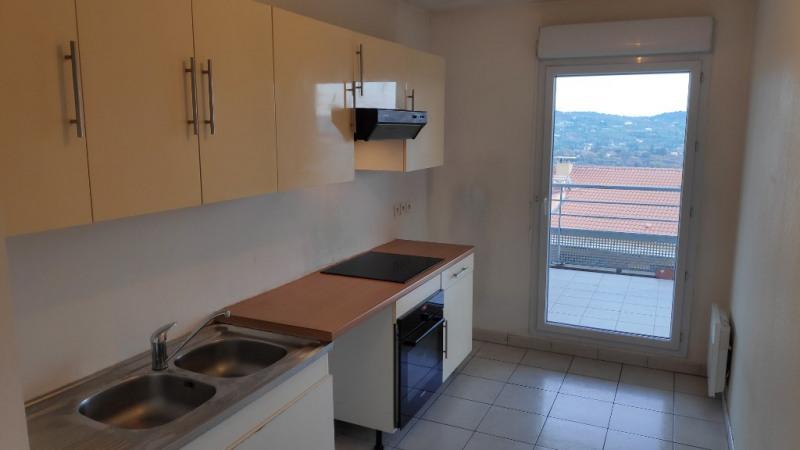 Rental apartment Grasse 748€ CC - Picture 1