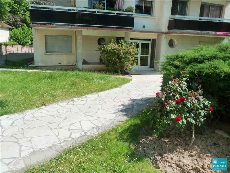 Vente appartement Chatenay malabry 266000€ - Photo 8