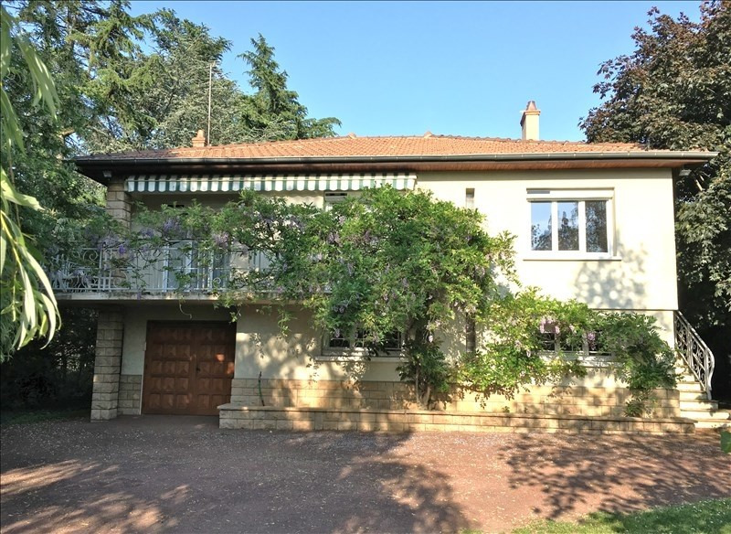 Sale house / villa Craponne 485000€ - Picture 3