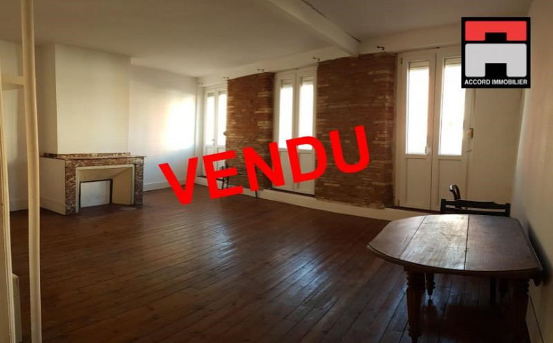 Venta  apartamento Toulouse 220000€ - Fotografía 1