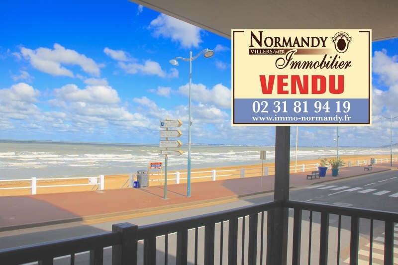 Sale apartment Villers sur mer 184900€ - Picture 1