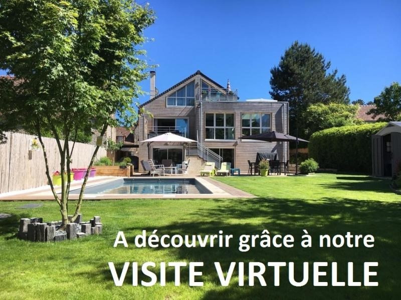 Vente de prestige maison / villa Montfort l amaury 985000€ - Photo 1