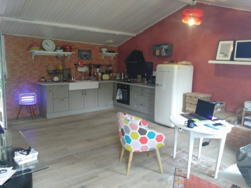Sale house / villa Brem sur mer 132650€ - Picture 3